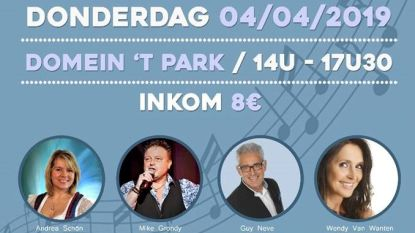 Seniorenfeest in Domein 't Park