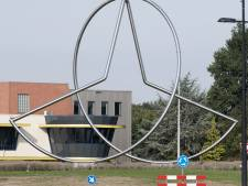 De rotondes van Ruurd Hallema in Rijssen