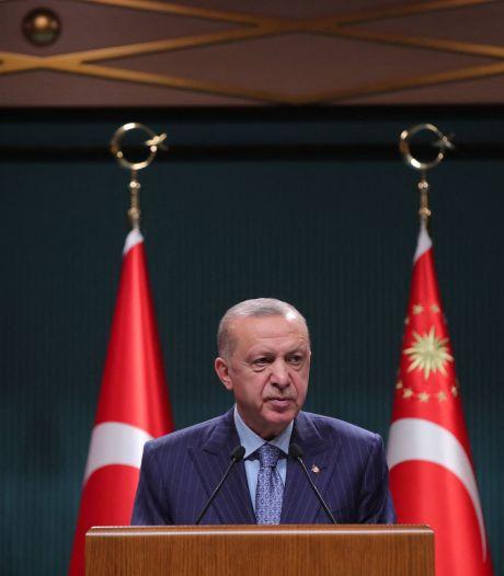 Erdogan renonce à expulser 10 ambassadeurs occidentaux