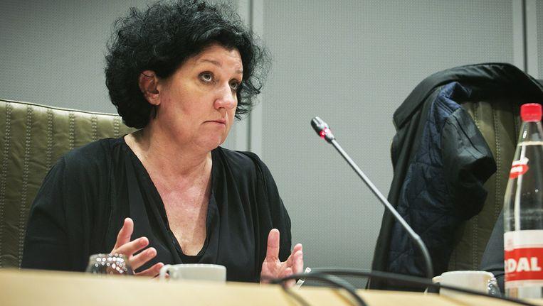 Annemie Turtelboom. Beeld Tim Dirven
