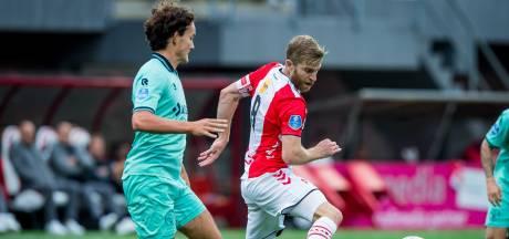 Bergenaar Jop van der Avert tekent voor twee jaar bij FC Dordrecht