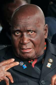 Oud-president Kaunda (97) van Zambia overleden