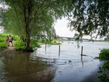 Paar meter extra water komt nu deze kant op: dijken krijgen extra inspectie, waarschuwing pleziervaart