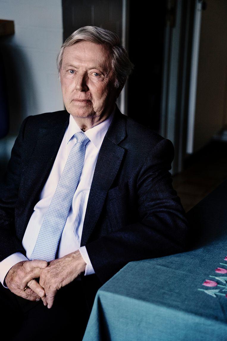 Mark Van den Wijngaert: 'Excuses gaan toch verder. Ze zouden impliceren dat men persoonlijke verantwoordelijkheid opneemt om fouten uit het verleden recht te zetten, wat ook juridische gevolgen kan hebben.' Beeld Eric de Mildt
