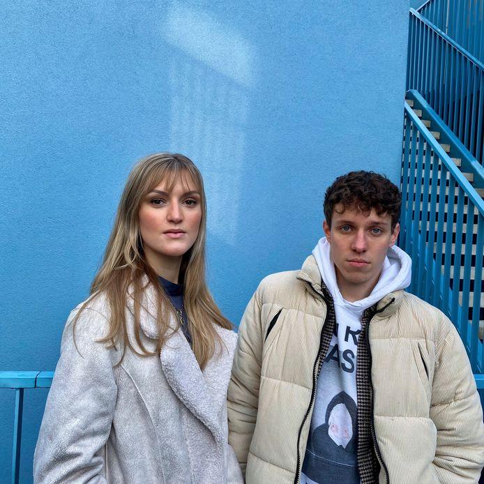Janneke Gordebeke en Teun Peeters alias Fleur de Sel