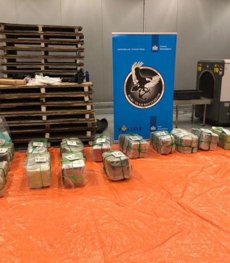 Douane vindt 478 kilo cocaïne tussen bevroren kip en medicijnen, goed voor ruim 35 miljoen