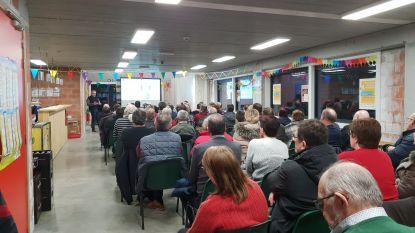 Zestigtal geïnteresseerden voor oprichting BIN wijk Hof Ter Duyst