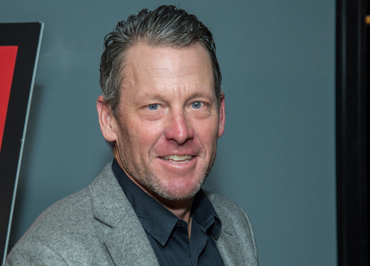 Lance Armstrong. Beeld Getty Images