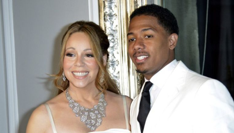 Mariah Carey en Nick Cannon