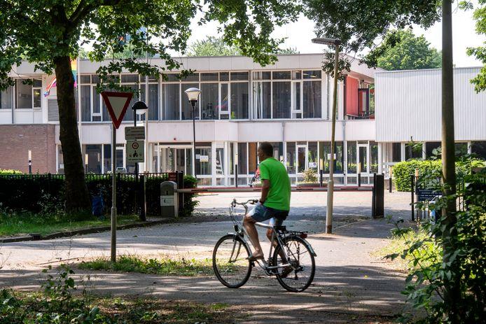 AZC Elderhoeve in Arnhem-Zuid.