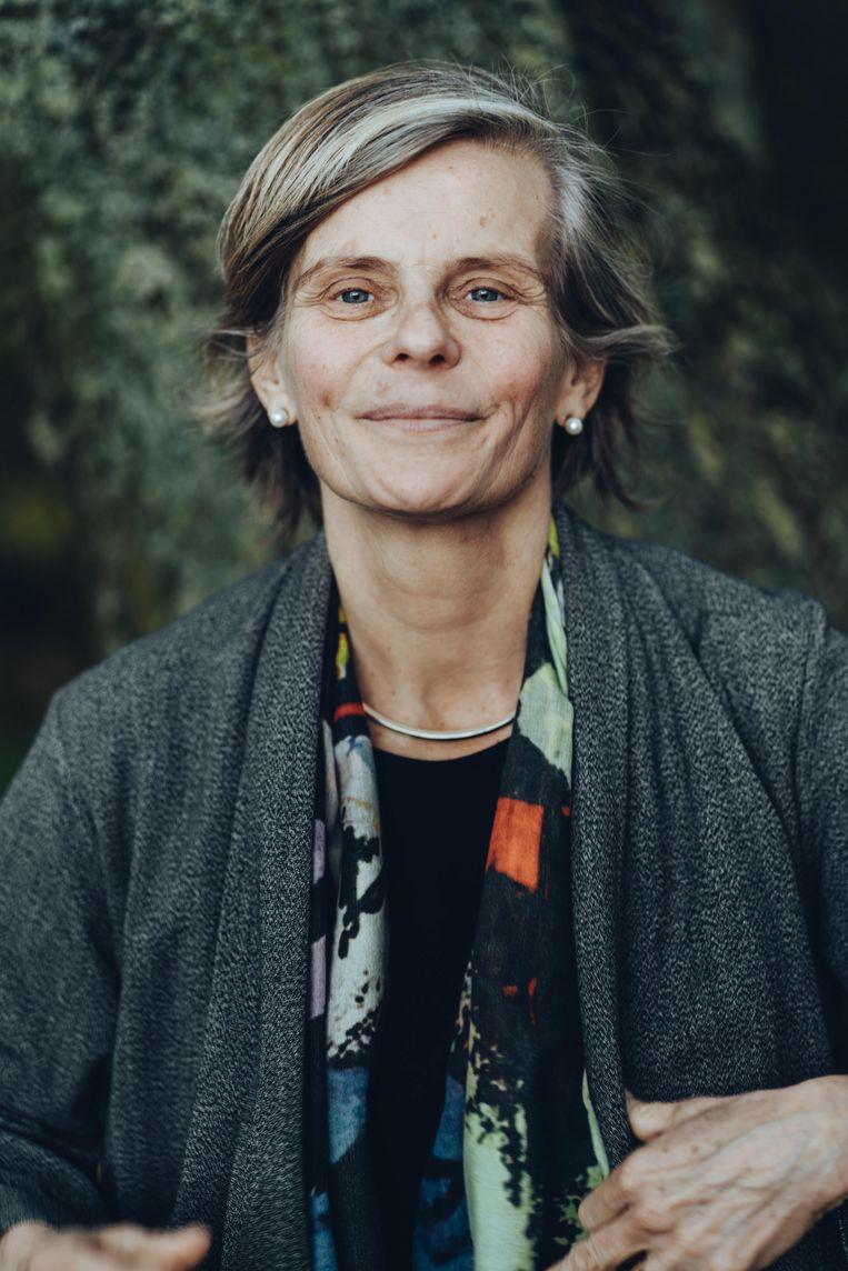 Caroline Pauwels Beeld Thomas Sweertvaegher