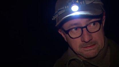 """PREVIEW: Luk Alloo en de weemoed op het kerkhof: """"Alleen 's nachts kan ik mijn emoties loslaten"""""""