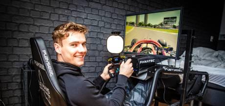 Jarno (20) uit 's-Gravendeel is wereldkampioen virtueel F1-racen: 'Beloning voor 16 jaar hard werken'