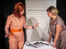 Komisch en luguber: theatergroep Grof Brood speelt in Hulst