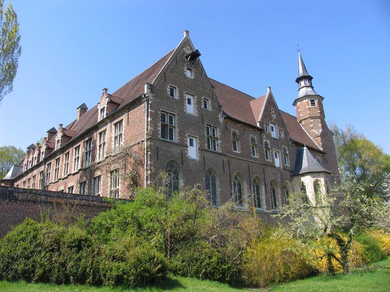 Het leegstaande Kartuizerklooster in Leuven. Beeld onroerenderfgoed.be