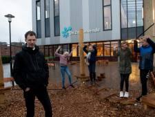 Apeldoornse ontwerper van nieuwe schoolplein de Zonnewende: 'Wij zien gevaar, zij een uitdaging'