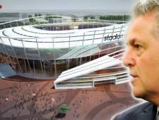 Hans Vervat wil steun van Rotterdam bij mega-klus Kuip