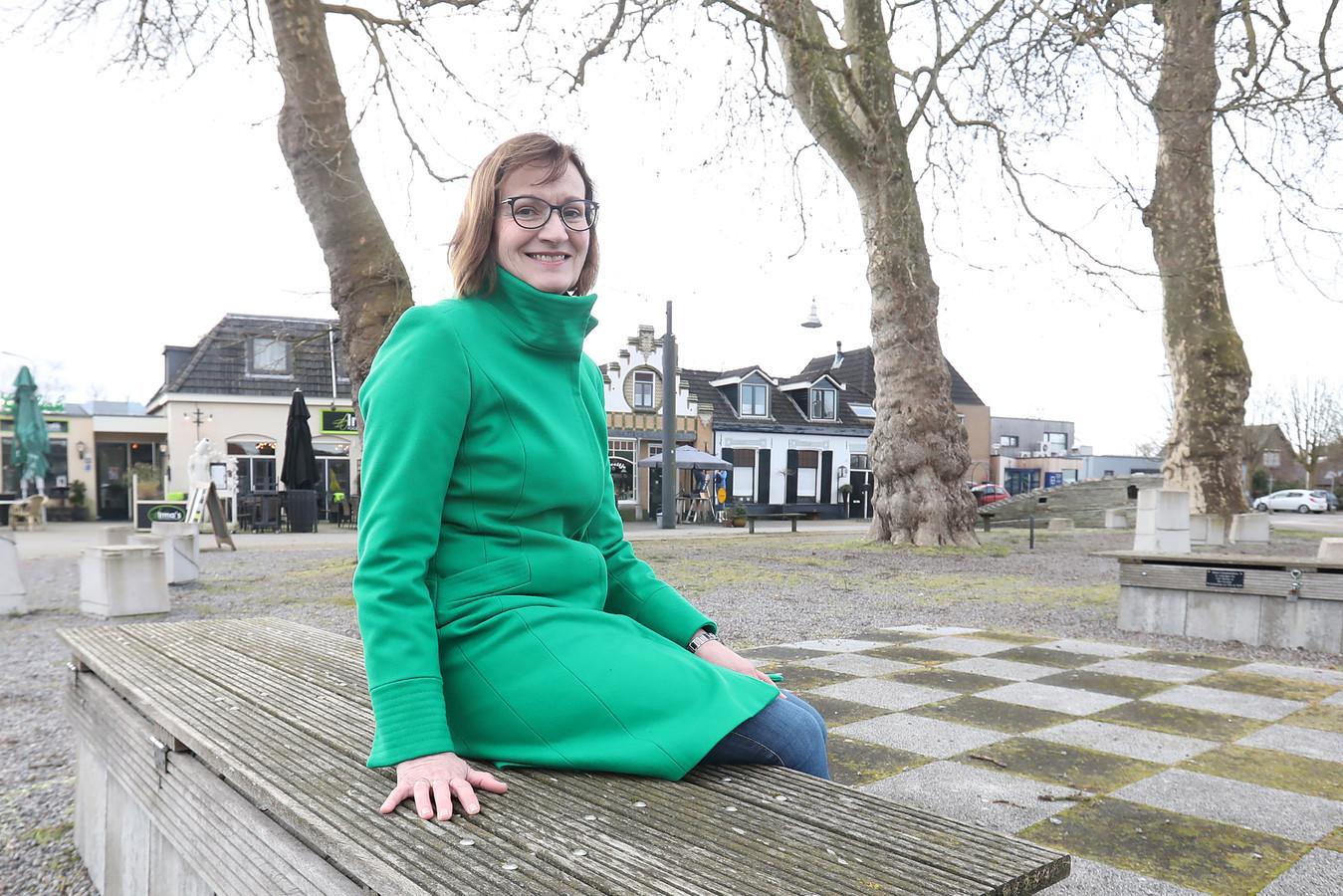 D66-fractievoorzitter Alice Olde Reuver of Briel