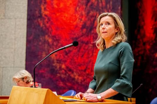 Kajsa Ollongren (D66).