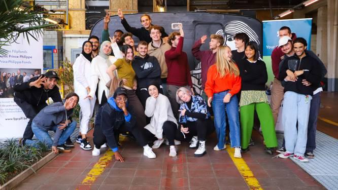 """22 jongeren dienen solidair project in tijdens ID City: """"Week geleden leek dit project meer droom dan werkelijkheid"""""""
