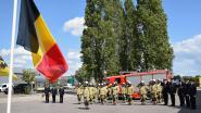 Brandweer eert gestorven collega's: Mols muziekkorps blaast mogelijk The Last Post op begrafenis