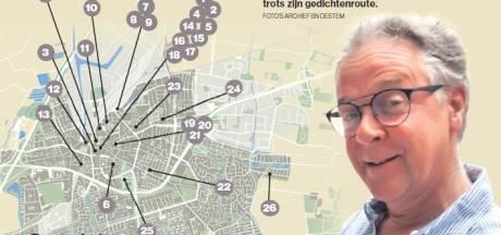 Ontdek de poëzie van Roosendaal via Gedichten Route