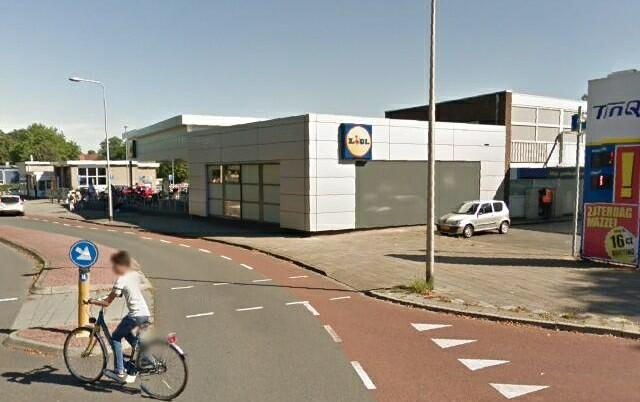De Lidl in Zutphen
