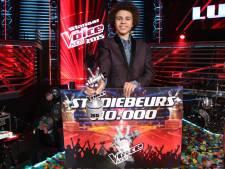 The Voice Kids-winnaar Lucas van Roekel (17) naar Londense zangschool