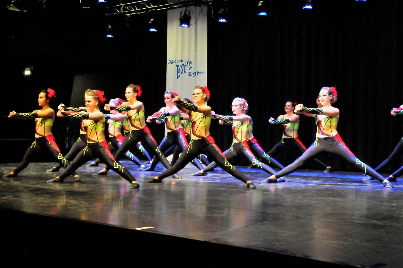Dansclub BeatYes Berghem is vaste gebruiker van de Berchplaets in Berghem. Het tekende tientallen keren achtereen voor het garde- en showdanstoernooi.