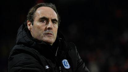 """Yves Vanderhaeghe wil ook in Luik oogsten: """"Als één ploeg vertrouwen mag hebben, zijn wij het wel"""""""
