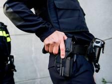 Politieagenten trekken wapens en houden automobilist aan na achtervolging