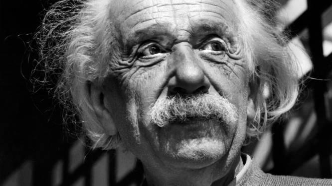 Brief van Einstein met bekende formule E=mc² naar de veiling