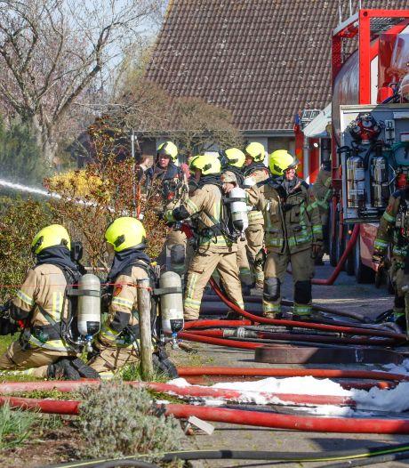 Opluchting bij vrijwilligers brandweer: ze worden geen tweederangs hulpverleners