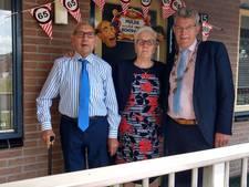 Echtpaar uit Nijverdal 65 jaar getrouwd: 'Ach, soms ben je boos op elkaar'