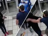 Twee mannen proberen tankstation te overvallen, maar er staat een ex-marinier in de rij