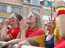 Pas d'écran géant sur l'espace public en Région bruxelloise au moins jusqu'au 30 juin