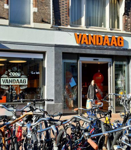 Coop Molenstraat weer open onder de noemer 'Vandaag'