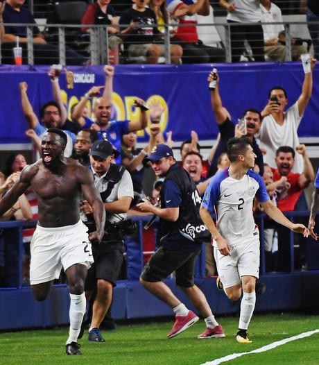 Verenigde Staten naar finale Gold Cup