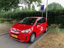 Iedere inwoner van Tilburg moet straks op kleine loopafstand kunnen beschikken over een deelauto, zoals deze in de Wilgenstraat.