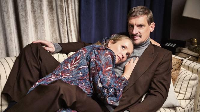 """""""Zo donker het ooit was, zo licht is het nu"""": Tine Reymer en Peter Van Den Begin overleefden relatiecrisis"""