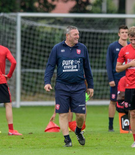 FC Twente oefent in regio tegen Sparta E. en HSC'21