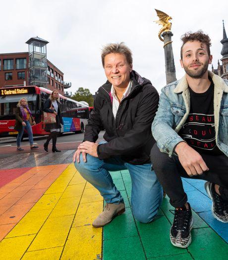 Emancipatie Bossche lhbt'ers golft op en neer: 'Zolang homo scheldwoord nummer één is, is er nog veel werk te doen'