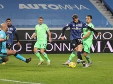 De Roon met Atalanta naar halve finales na spektakelstuk tegen Lazio van Hoedt