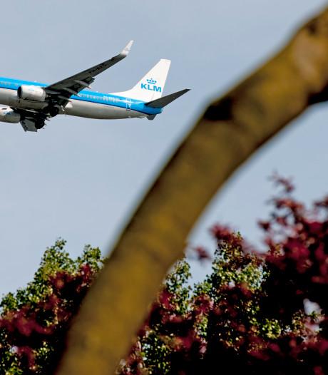 Volgende week meer vliegtuigen boven Groene Hart