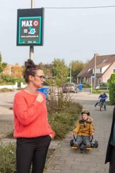 Snelheidsdisplay Hasselt betaalt 1.300 euro uit, maar is nu weg: 'nu is de gemeente aan zet'