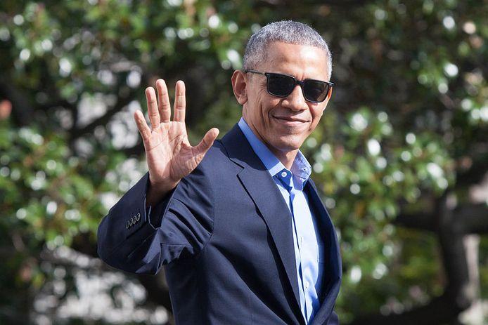 Barack Obama viert zijn 60ste verjaardag.