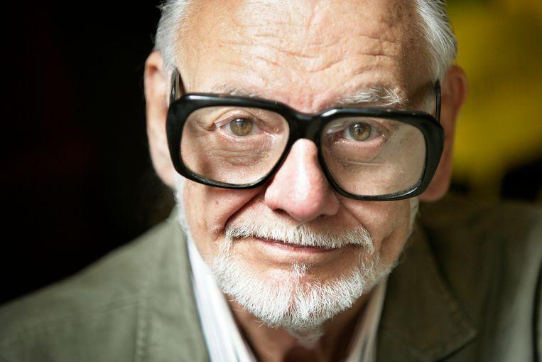 George A. Romero in 2015. Beeld Photo News
