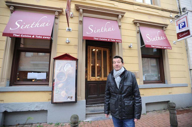 Jurgen Vandenbranden sluit met pijn in het hart tijdelijk zijn restaurant.