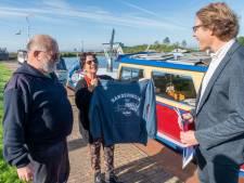 Recordaantal overnachtingen in Harderwijkse haven: 'Kunnen nog veel meer boten stapelen'