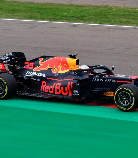 Na drie keer niks in Italië wil Max Verstappen scoren op Imola